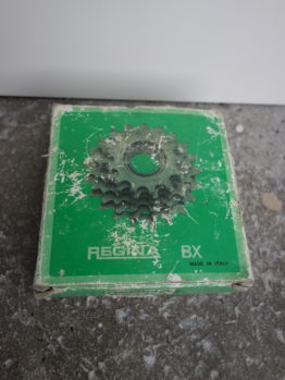 Vintage 6 speed 12:21 ratio Regina Extra BX freewheel new in the packaging