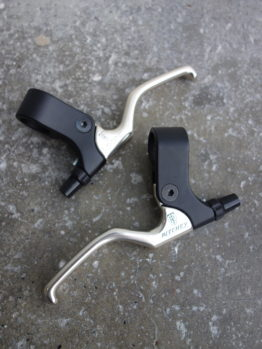 NOS Ritchey WCS cantilever brake levers