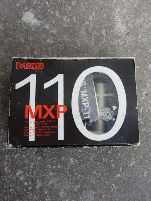 New MKS MXP 110 and Suntour XC Pro MTB clipless pedals