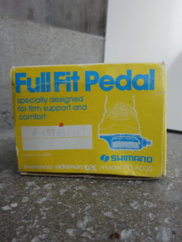 NOS Shimano Adamas AX self levelling pedals