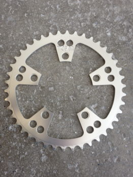 T Gear USA compact triple outer chainring in a choice of sizes