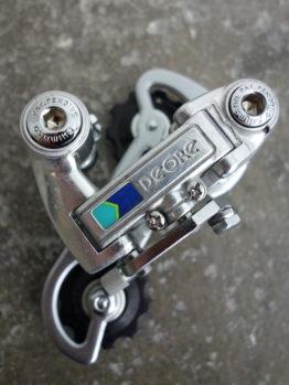 Shimano Deore DE10 rear derailleur