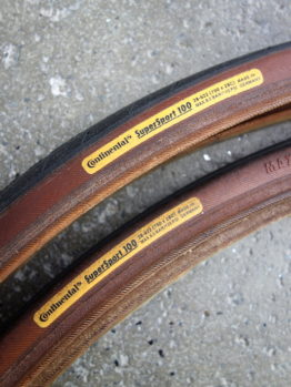 Continental Super Sport 100 road bike tyre