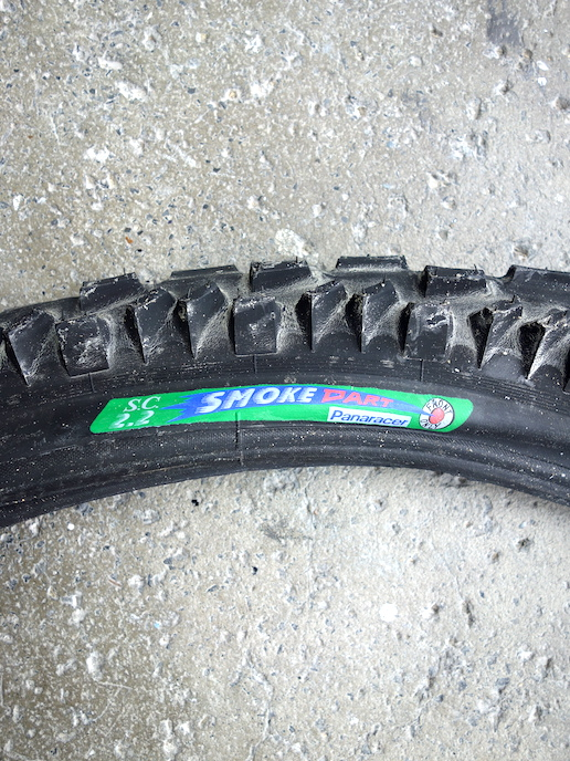 Panaracer Dart front tyre - Soft Conditions for MTB