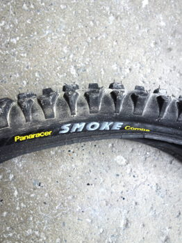 Panaracer Smoke Compe folding rear tyre for MTB