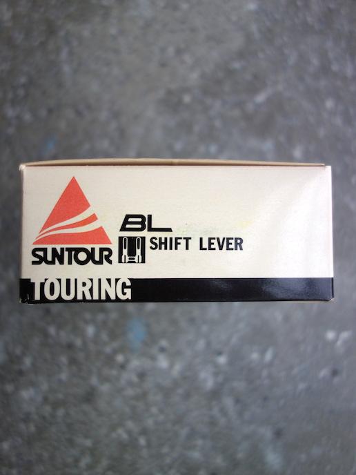 Suntour BlueLine shifters for touring bikes
