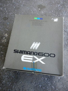 Shimano 600EX brake set complete boxed