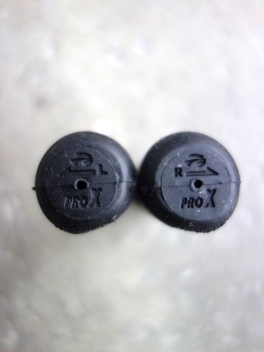 Tioga Pro-X black grips NOS